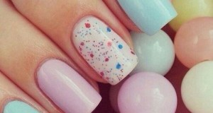 159851 Cute Pastel Nails For Easter Cozy Collection Of Colors Spring 2016