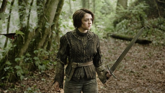 Unless it's Arya.  If it's Arya, I'm quitting.