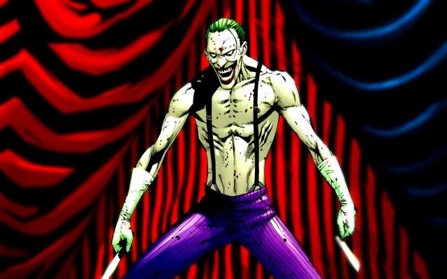 JokerwithDualKnives