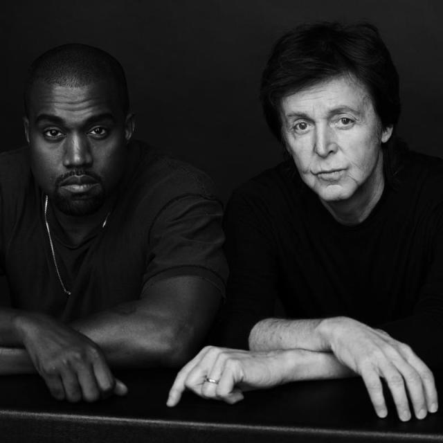 Def Jam Recordings Kanye McCartney