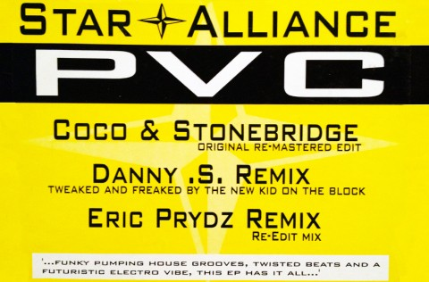 Star Alliance (Stonebridge & Chris Coco) – PVC (Danny .S. Remix)