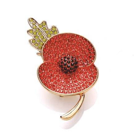 buckley poppy brooch