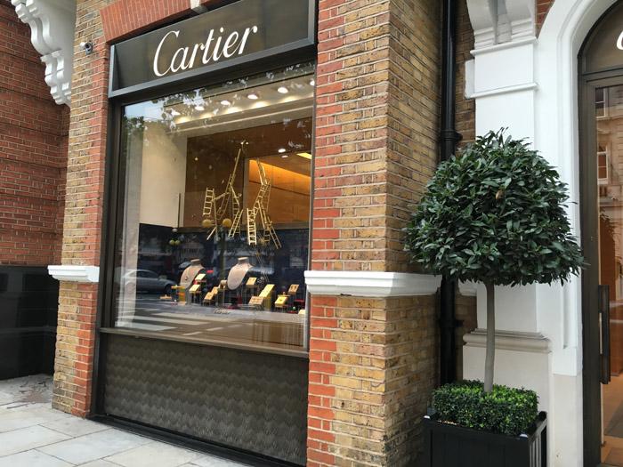 Cartier small
