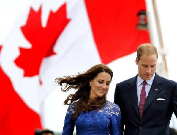 Royal Tour Canada 2016 Kate William Canada