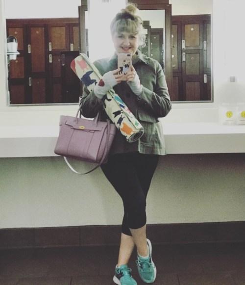 Teri Wilson Meghan Markle Mulberry Bag