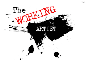 The working artist logo