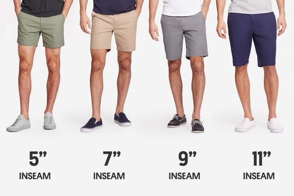 type-of-shorts