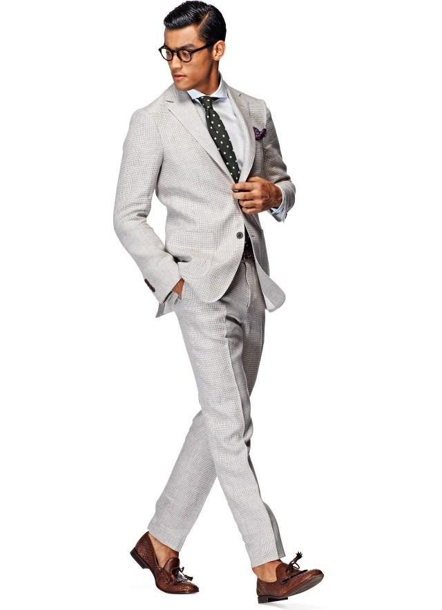 Suit-Supply-Havanna-Light-Brown-Houndstooth
