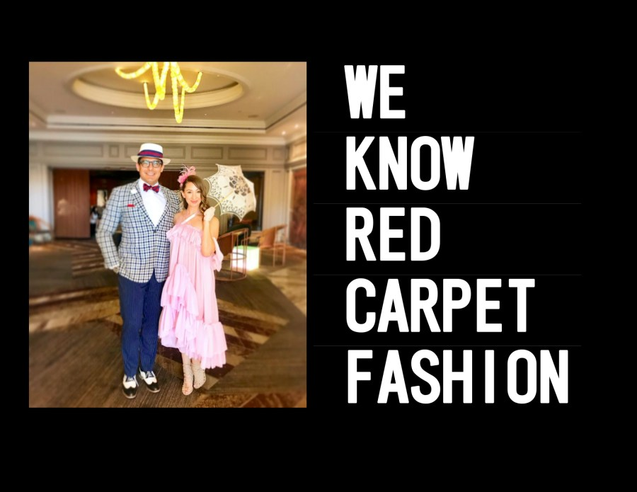 WE KNOW RED CARPET FASHION