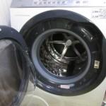 オキシクリーンで洗濯槽掃除をする方法でドラム式のやり方は?