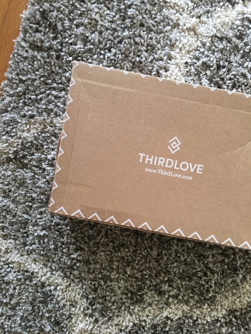 "my experience with ThirdLove and their ""Try Before Buying"" program - review of ThirdLove bras - unsponsored - What You Make It blog"