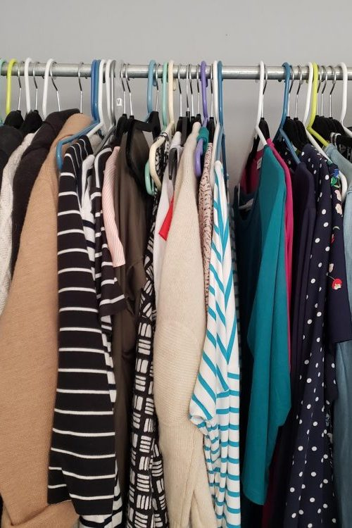 creating your own capsule wardrobe: the benefits and the why