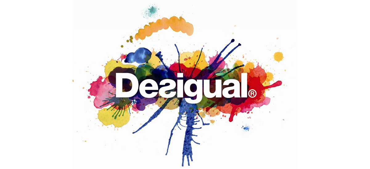 Image of the Desigual logo