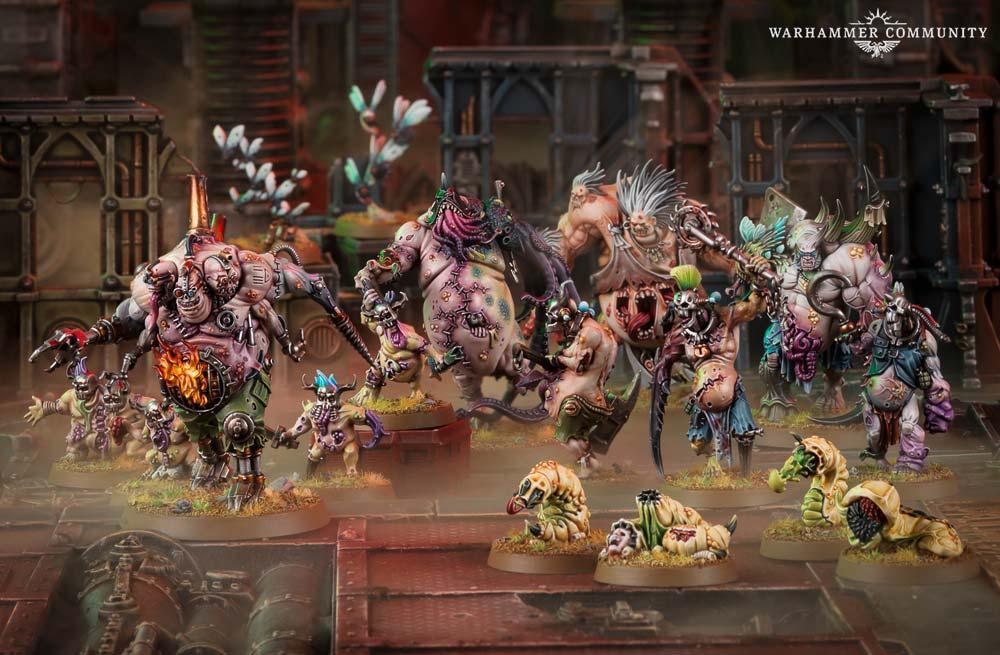Gellerpox Infected Kill Team