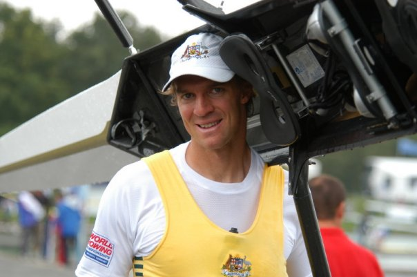 Peter Hardcastle – Triple Olympian – Head Rowing Coach at Imperial College