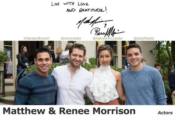 Matthew and Renee Morrison