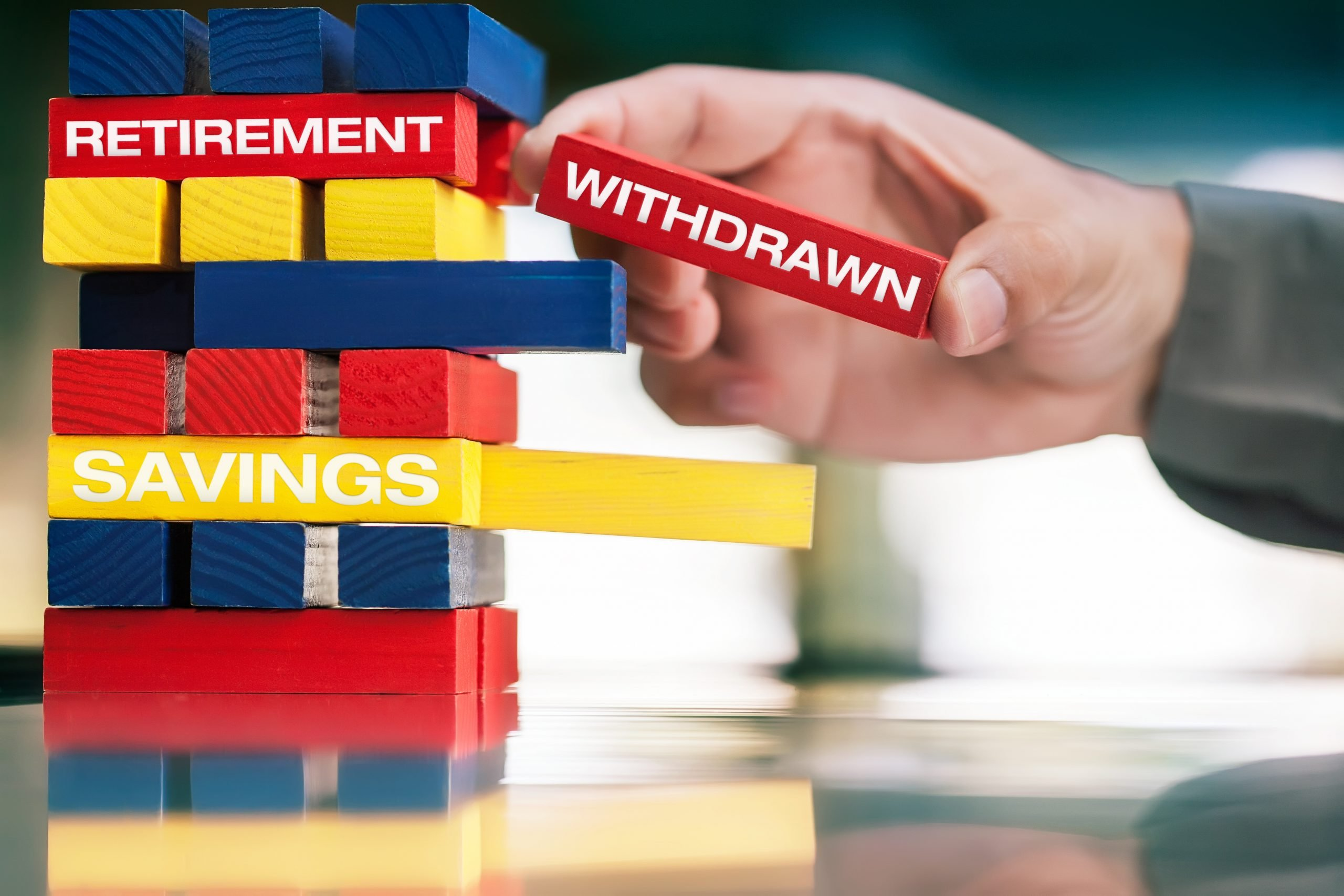 How to withdraw money from an IRA 401(k) financial advisor WH Cornerstone