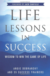 Life Lessons in Success Book Cover