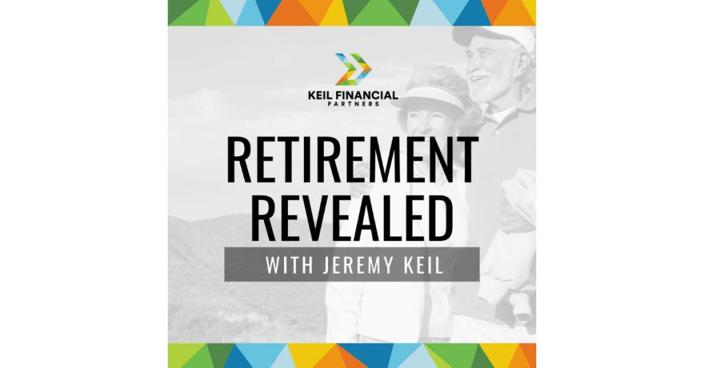 Retirement Revealed Podcast logo