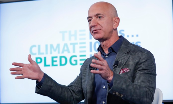 Jeff Bezos finally shares his feelings about Amazon workers' union vote –  Boston News, Weather, Sports   WHDH 7News