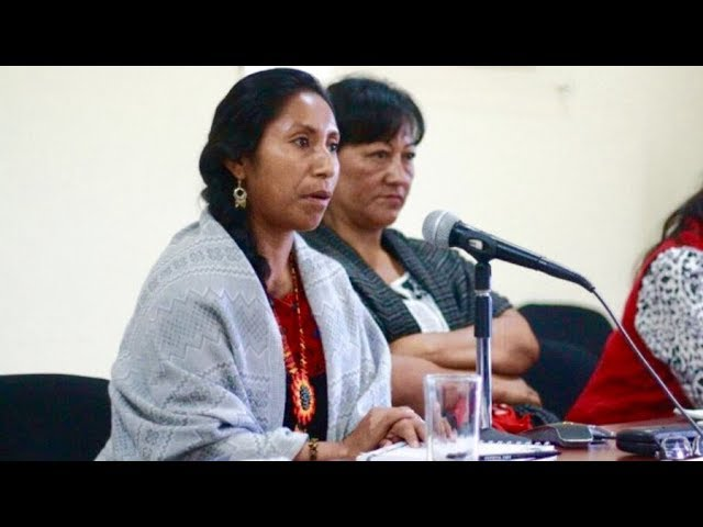 Native People In Mexico Defend Their Land & Resist Extractivism