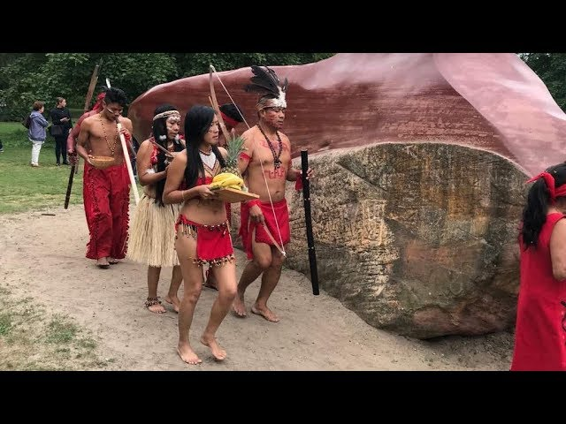 Stolen Sacred Stone Returned Back To Venezuelan Tribe
