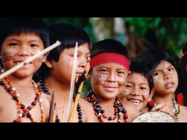 The Extermination Of Colombia's Indigenous People