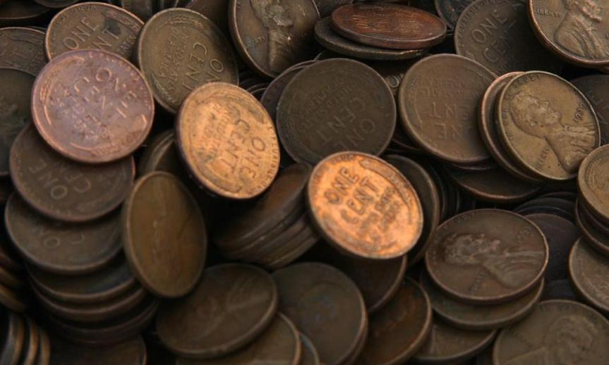 DISCOVER THE VALUE OF WHEAT CENTS
