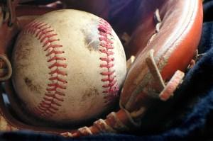 Photo - Softball & Glove