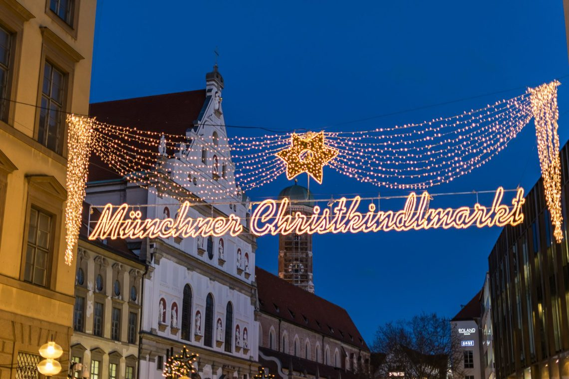 Christmas Town In Germany.Add The Christmas Markets In Germany To Your Bucket List
