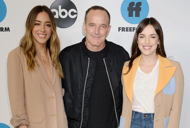 TVline Interview: Agents of S.H.I.EL.D Cast Talk Clark Gregg's Return