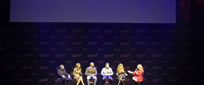 "<a href=""https://www.comicsbeat.com/nycc-19-angel-20th-reunion/amp/"" target=""-blank"" rel=""noopener noreferrer"">Comics Beat Convention Report: NYCC 2019 Angel Reunion</a>"