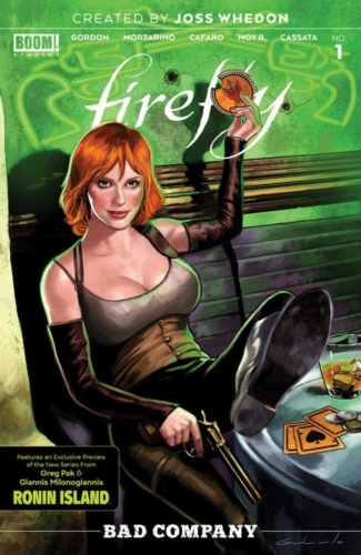 BOOM! Studios Firefly Bad Company