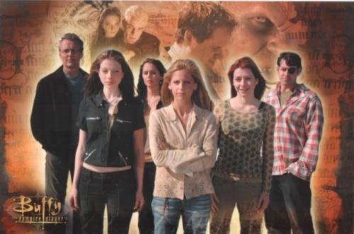 Buffyverse TV Shows