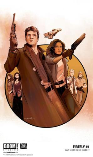 Firefly Comics