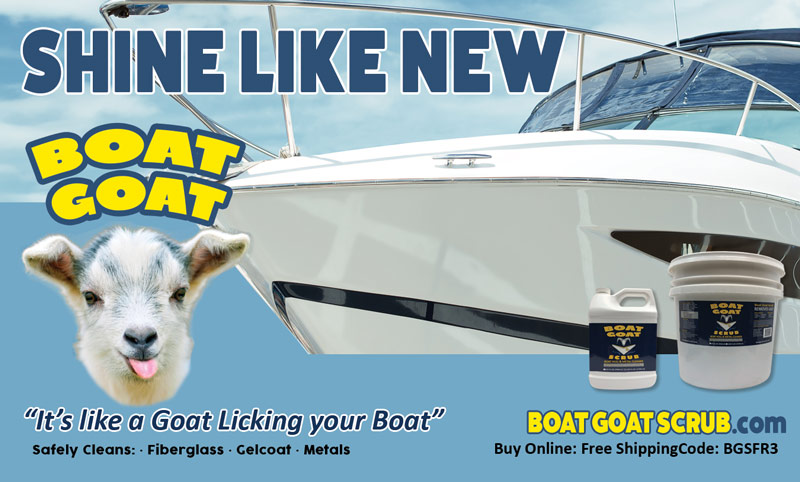 Boat Goat Scrub Coupon