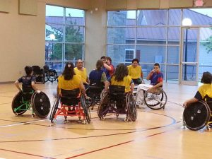 STRAPS offers adaptive soccer programs for players at all skill and ability levels.