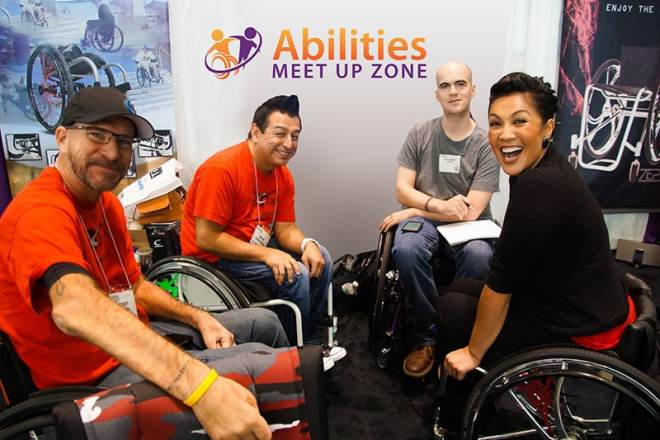 meet up zone abilities expo