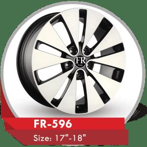 FR-596 ALLOY WHEELS FOR KIA CARS