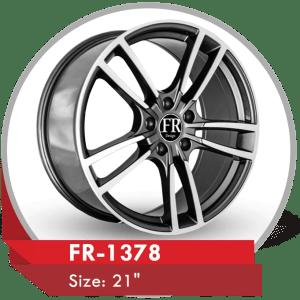 FR-1378 ALLOY WHEELS FOR PORSCHE