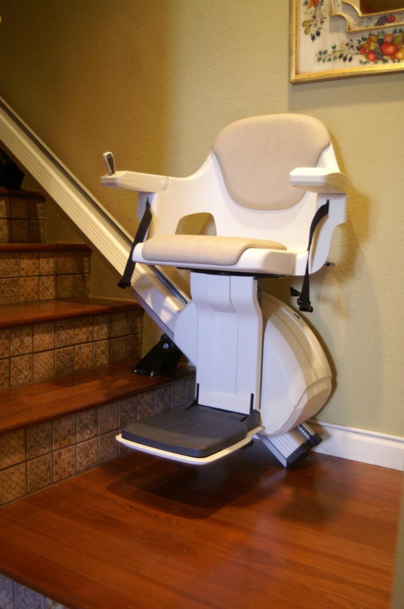 Wheelchair Assistance Handicap Lift Stair
