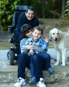 That's My Dad – Confession of a Wheelchair User