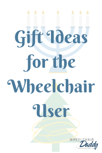 Gift-ideas-for-the-wheelchair-user | wheelchair-accessories