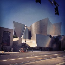 Los Angeles Disney Concert Hall