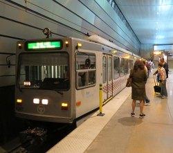 Pittsburgh Light Rail Subway