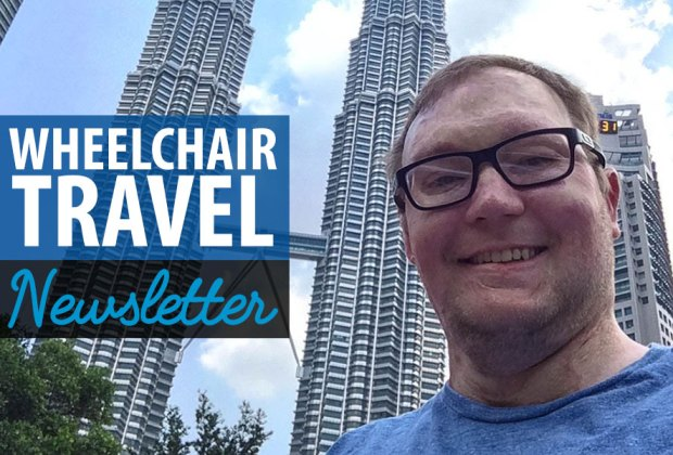 Wheelchair Travel Newsletter