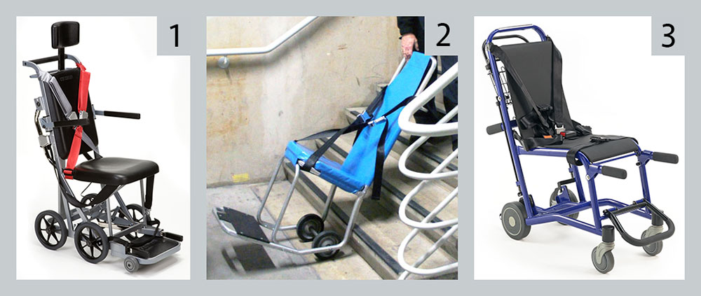 Wheel Walk Boards : Using an aisle chair to board the airplane if you cannot walk