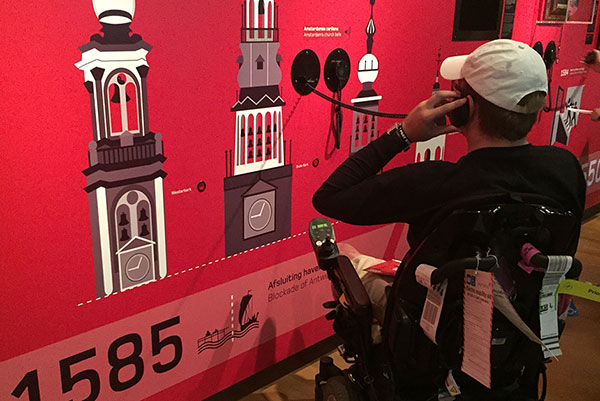 Amsterdam Museum Wheelchair Accessible Review