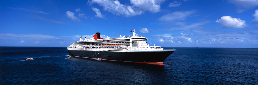 Cunard Queen Mary 2 Cruise Ship