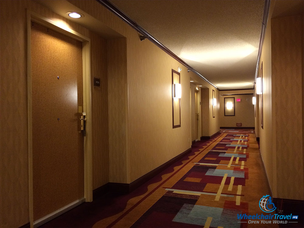 Wheelchair Access At New York New York Hotel Casino Las Vegas